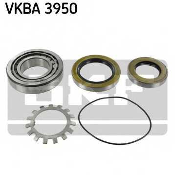 Комплект подшипника ступицы колеса SKF VKBA 3950 - изображение