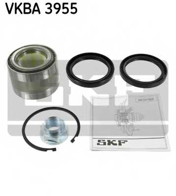 Комплект подшипника ступицы колеса SKF VKBA 3955 - изображение