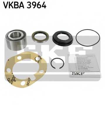 Комплект подшипника ступицы колеса SKF VKBA 3964 - изображение