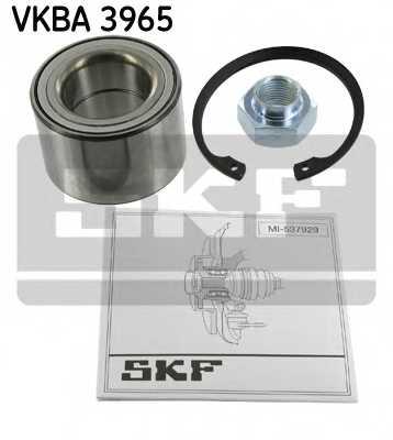 Комплект подшипника ступицы колеса SKF VKBA 3965 - изображение