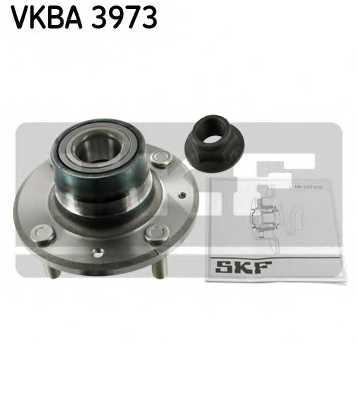 Комплект подшипника ступицы колеса SKF VKBA 3973 - изображение