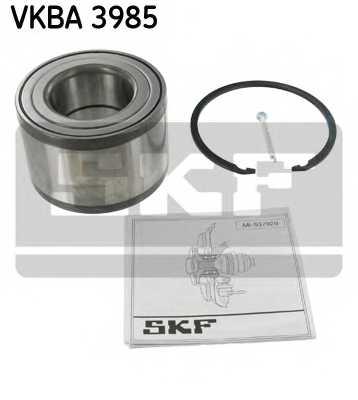 Комплект подшипника ступицы колеса SKF VKBA 3985 - изображение