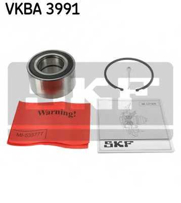 Комплект подшипника ступицы колеса SKF VKBA 3991 - изображение
