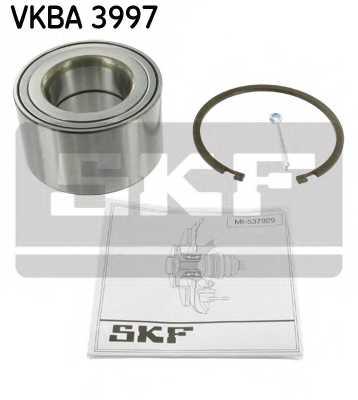 Комплект подшипника ступицы колеса SKF VKBA 3997 - изображение