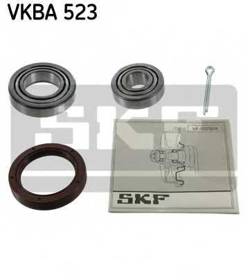 Комплект подшипника ступицы колеса SKF VKBA 523 - изображение