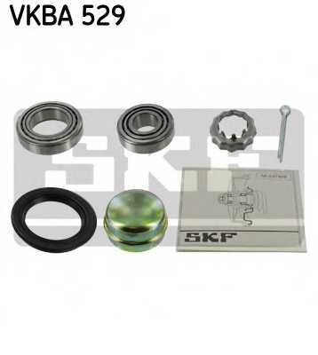 Комплект подшипника ступицы колеса SKF VKBA 529 - изображение