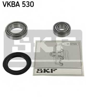 Комплект подшипника ступицы колеса SKF VKBA 530 - изображение