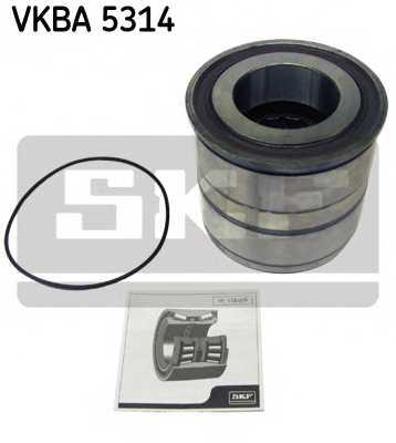 Комплект подшипника ступицы колеса SKF VKBA 5314 - изображение