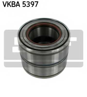 Комплект подшипника ступицы колеса SKF BTH-0053 / VKBA 5397 - изображение