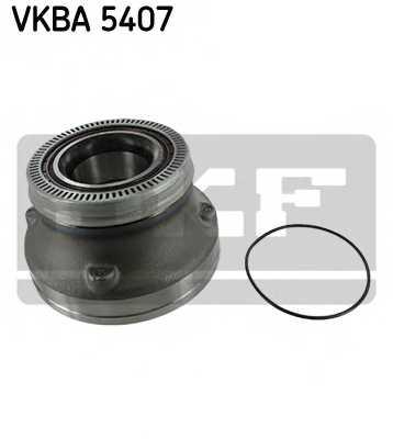Комплект подшипника ступицы колеса SKF VKBA5407 - изображение