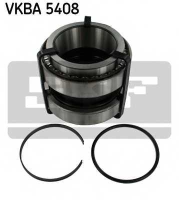 Комплект подшипника ступицы колеса SKF VKBA 5408 - изображение