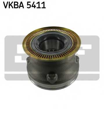 Комплект подшипника ступицы колеса SKF BTF-0074 A / VKBA 5411 - изображение