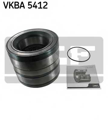 Комплект подшипника ступицы колеса SKF BTH-0055 AA / VKBA 5412 - изображение