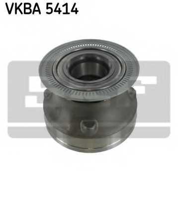 Комплект подшипника ступицы колеса SKF BTF-0069 E / VKBA 5414 - изображение