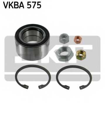 Комплект подшипника ступицы колеса SKF VKBA 575 - изображение