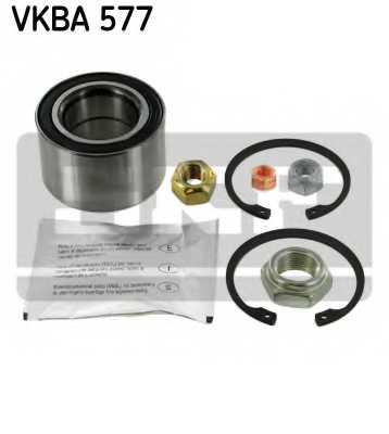 Комплект подшипника ступицы колеса SKF VKBA 577 - изображение