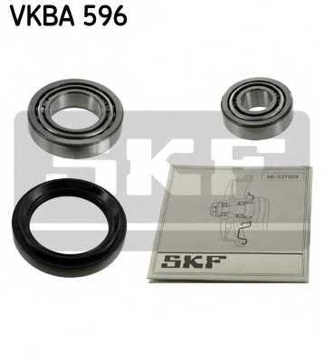 Комплект подшипника ступицы колеса SKF VKBA 596 - изображение