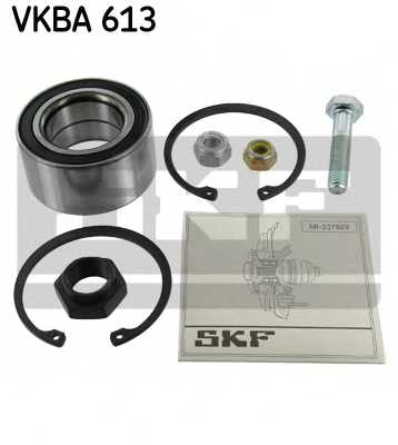 Комплект подшипника ступицы колеса SKF VKBA 613 - изображение