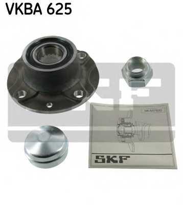 Комплект подшипника ступицы колеса SKF VKBA 625 - изображение