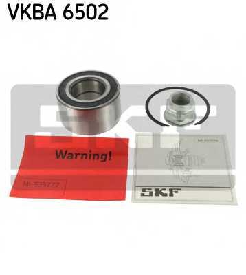 Комплект подшипника ступицы колеса SKF VKBA 6502 - изображение