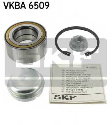 Комплект подшипника ступицы колеса SKF VKBA 6509 - изображение