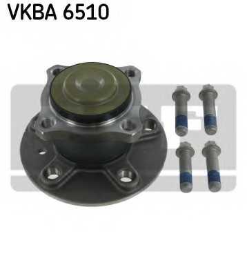 Комплект подшипника ступицы колеса SKF VKBA 6510 - изображение