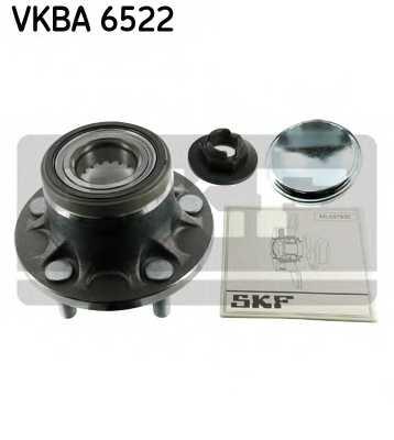 Комплект подшипника ступицы колеса SKF VKBA6522 - изображение