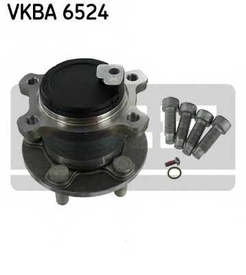 Комплект подшипника ступицы колеса SKF VKBA 6524 - изображение
