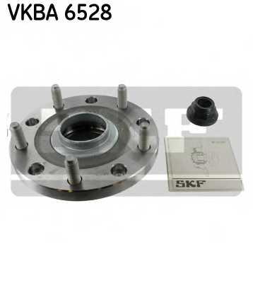 Комплект подшипника ступицы колеса SKF VKBA6528 - изображение