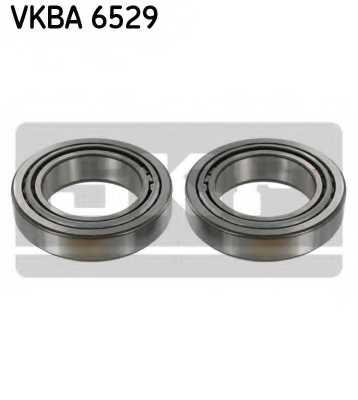 Комплект подшипника ступицы колеса SKF VKBA 6529 - изображение