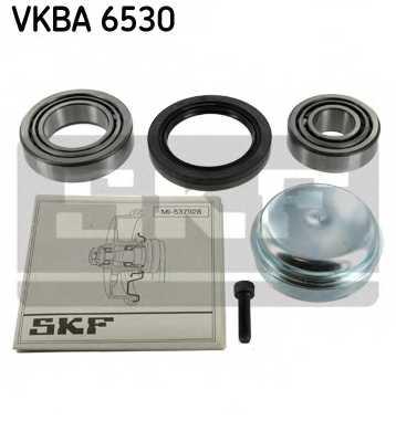 Комплект подшипника ступицы колеса SKF VKBA 6530 - изображение