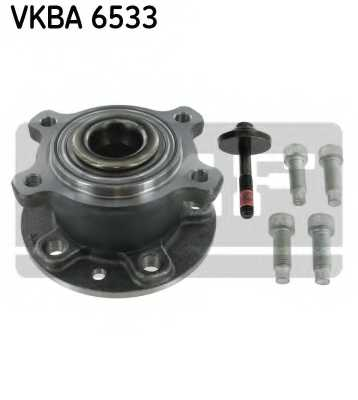 Комплект подшипника ступицы колеса SKF VKBA 6533 - изображение