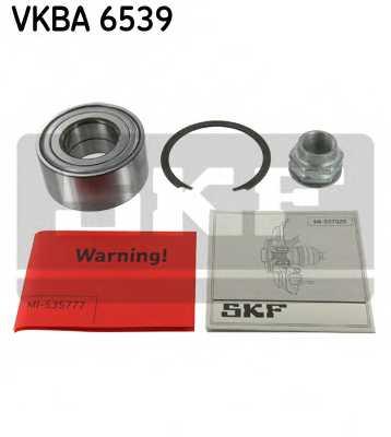 Комплект подшипника ступицы колеса SKF VKBA 6539 - изображение