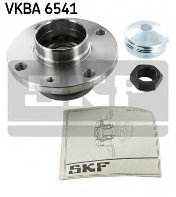 Комплект подшипника ступицы колеса SKF VKBA 6541 - изображение