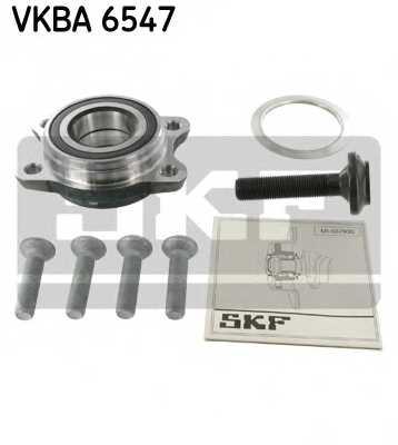 Комплект подшипника ступицы колеса SKF VKBA 6547 - изображение