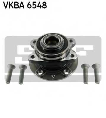 Комплект подшипника ступицы колеса SKF VKBA 6548 - изображение