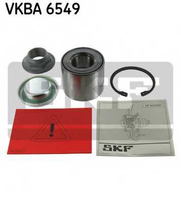 Комплект подшипника ступицы колеса SKF VKBA 6549 - изображение