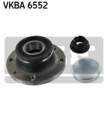 Комплект подшипника ступицы колеса SKF VKBA 6552 - изображение