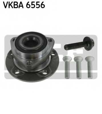 Комплект подшипника ступицы колеса SKF VKBA 6556 - изображение