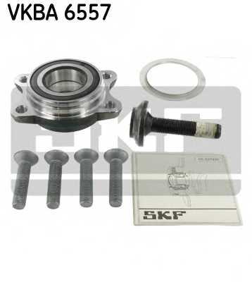 Комплект подшипника ступицы колеса SKF VKBA 6557 - изображение
