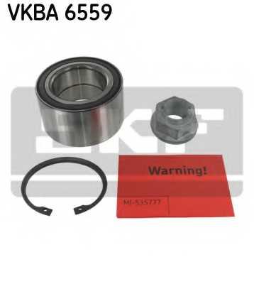 Комплект подшипника ступицы колеса SKF VKBA 6559 - изображение
