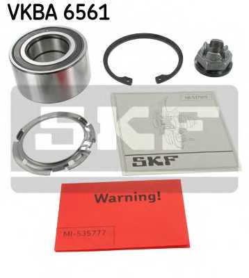 Комплект подшипника ступицы колеса SKF VKBA 6561 - изображение
