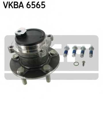 Комплект подшипника ступицы колеса SKF VKBA 6565 - изображение