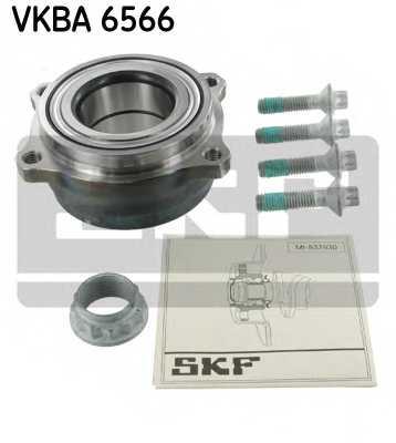 Комплект подшипника ступицы колеса SKF VKBA 6566 - изображение