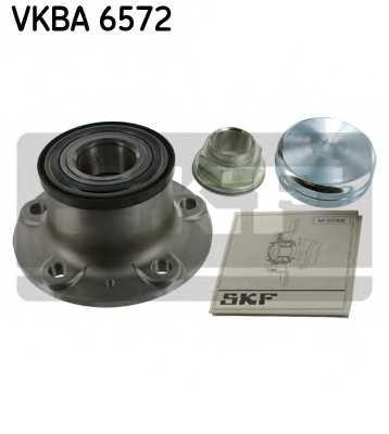 Комплект подшипника ступицы колеса SKF VKBA 6572 - изображение