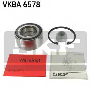 Комплект подшипника ступицы колеса SKF VKBA 6578 - изображение