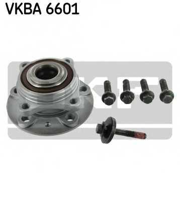 Комплект подшипника ступицы колеса SKF VKBA 6601 - изображение