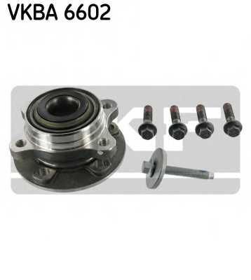 Комплект подшипника ступицы колеса SKF VKBA 6602 - изображение