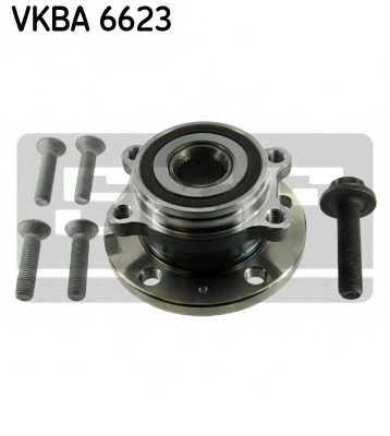 Комплект подшипника ступицы колеса SKF VKBA 6623 - изображение