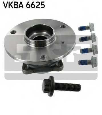 Комплект подшипника ступицы колеса SKF VKBA 6625 - изображение
